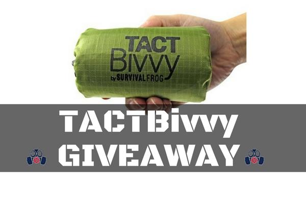 TACTBivvy Giveaway