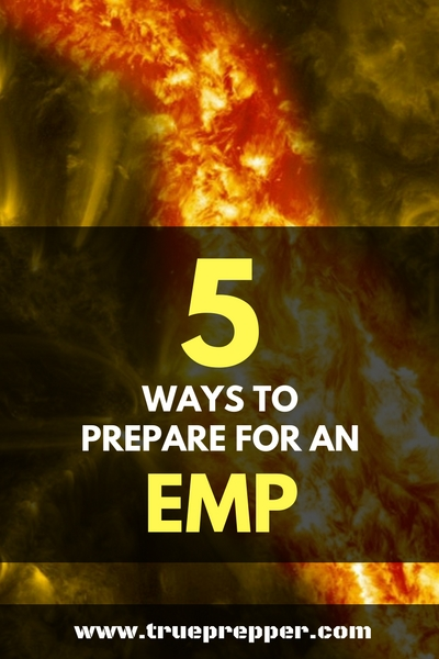 5 Ways to Prepare for an EMP Social