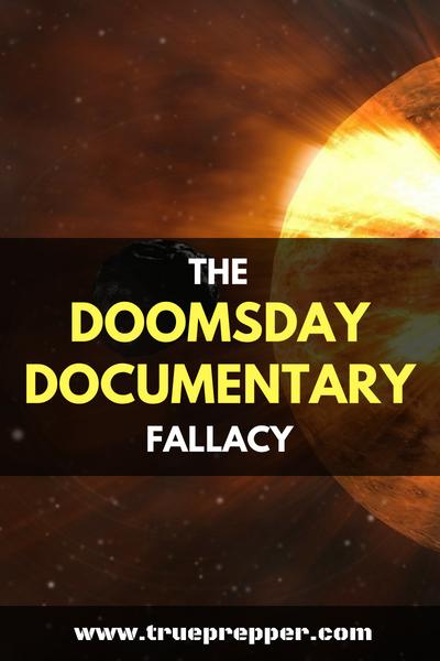 The Doomsday Documentary Fallacy