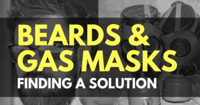 Beards and Gas Masks: Finding a Solution