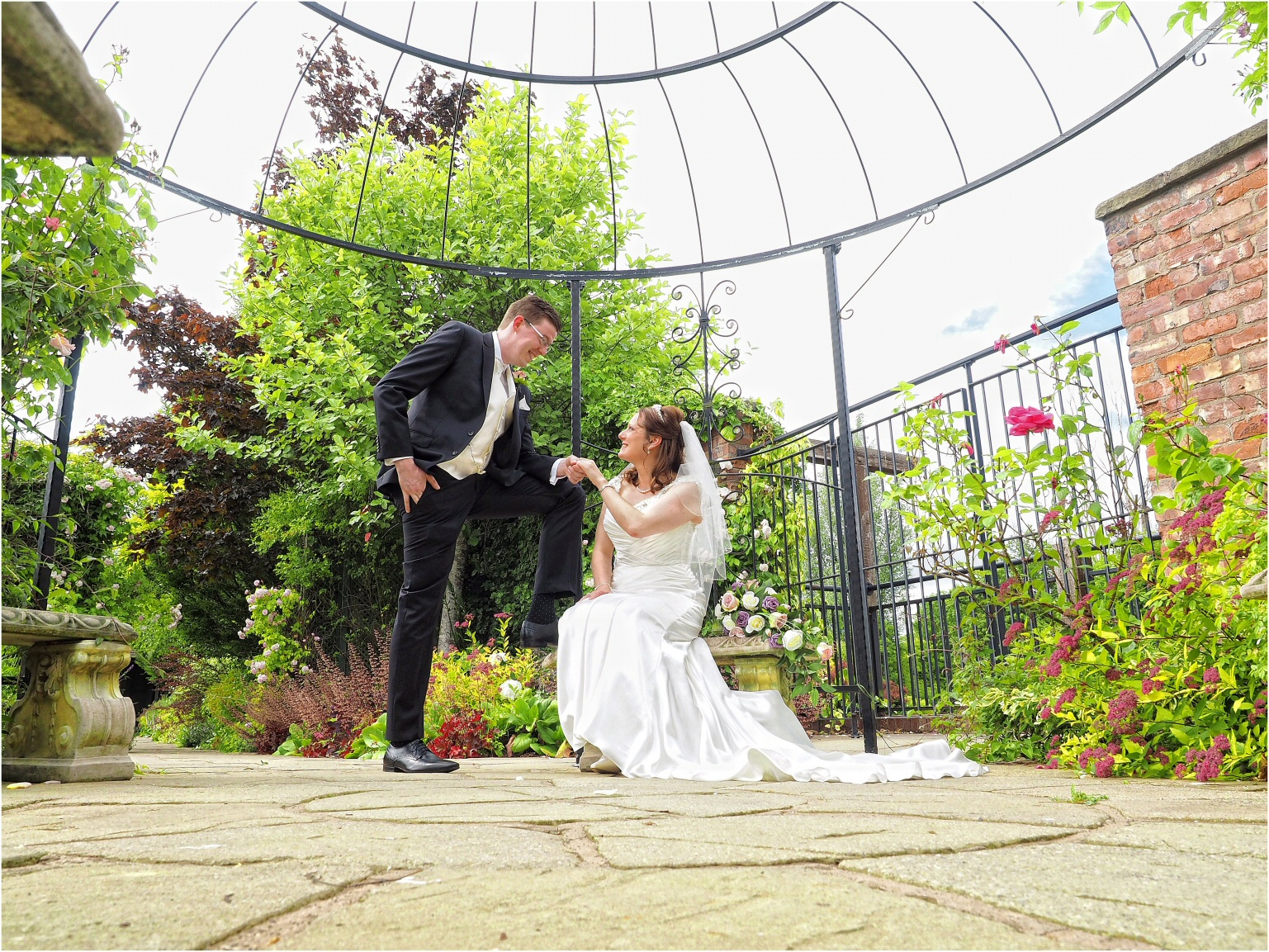 weddings at the Lion Quays