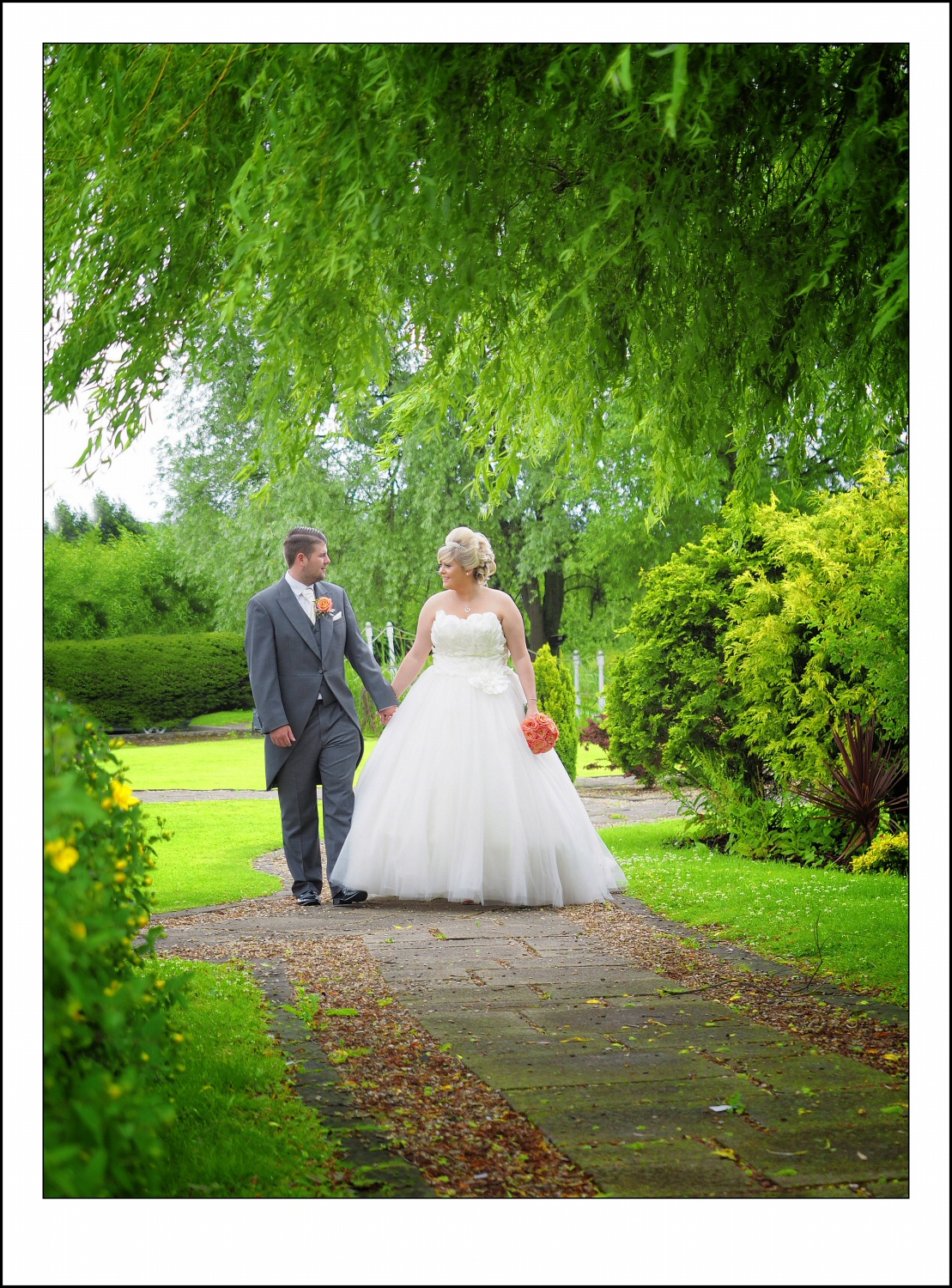 wedding photography at the holt lodge