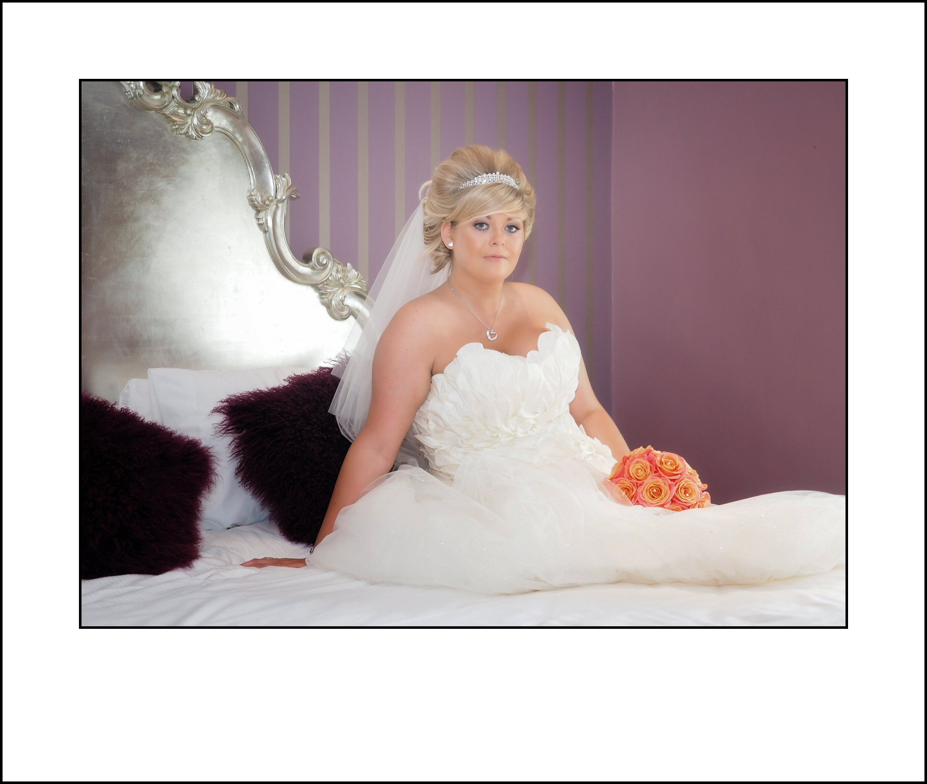 wrexham wedding photographer with natural wedding photography