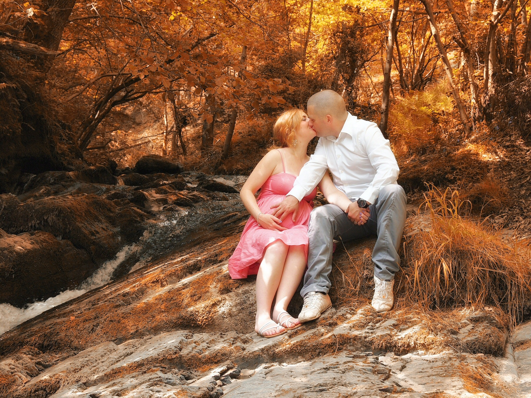 Baby bump, children portraits and family portraits