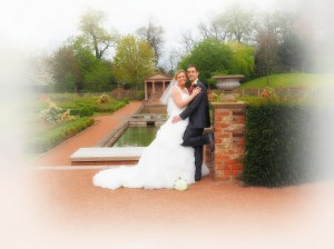 Romantic shots in the grounds