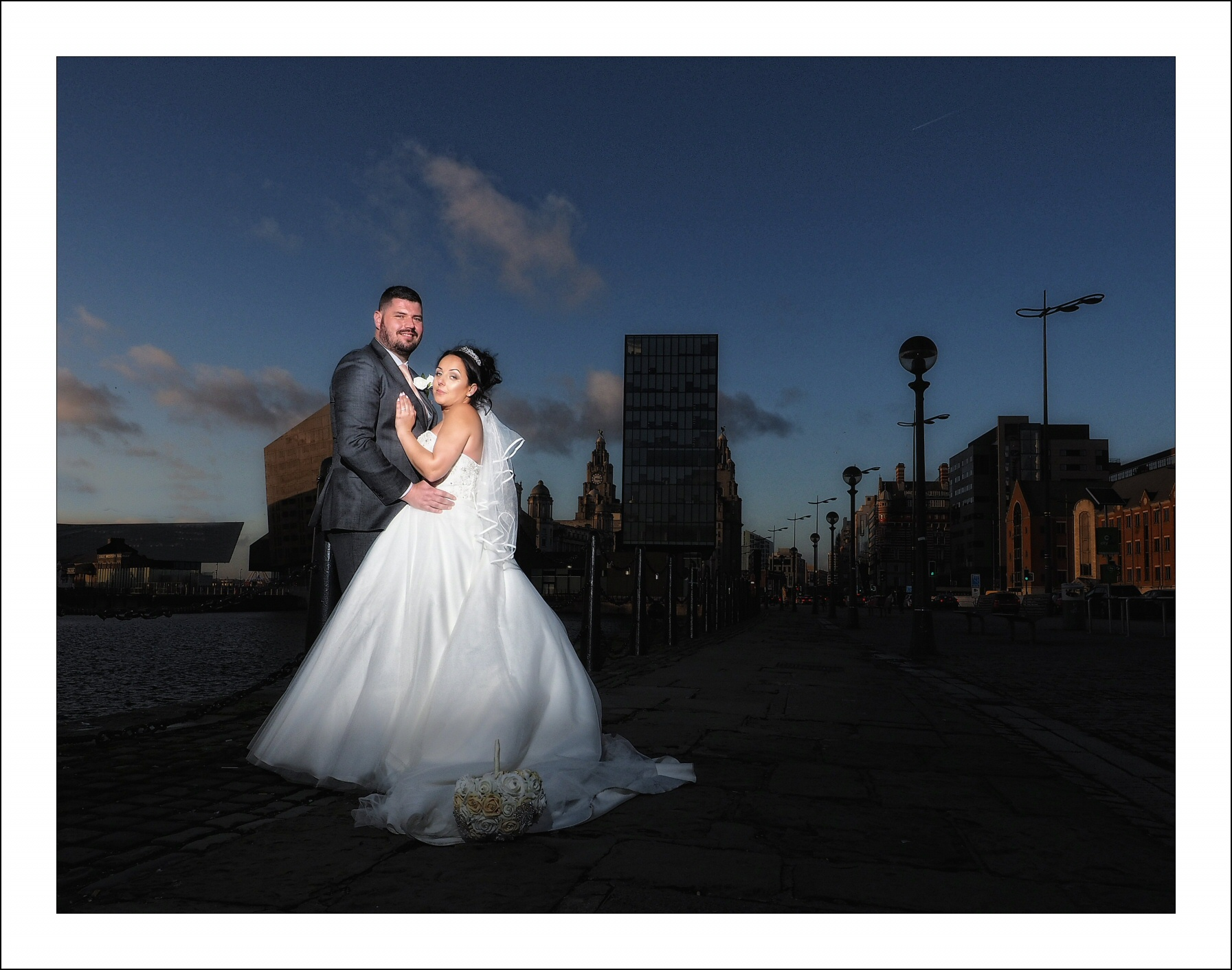 Wedding photography for Liverpool