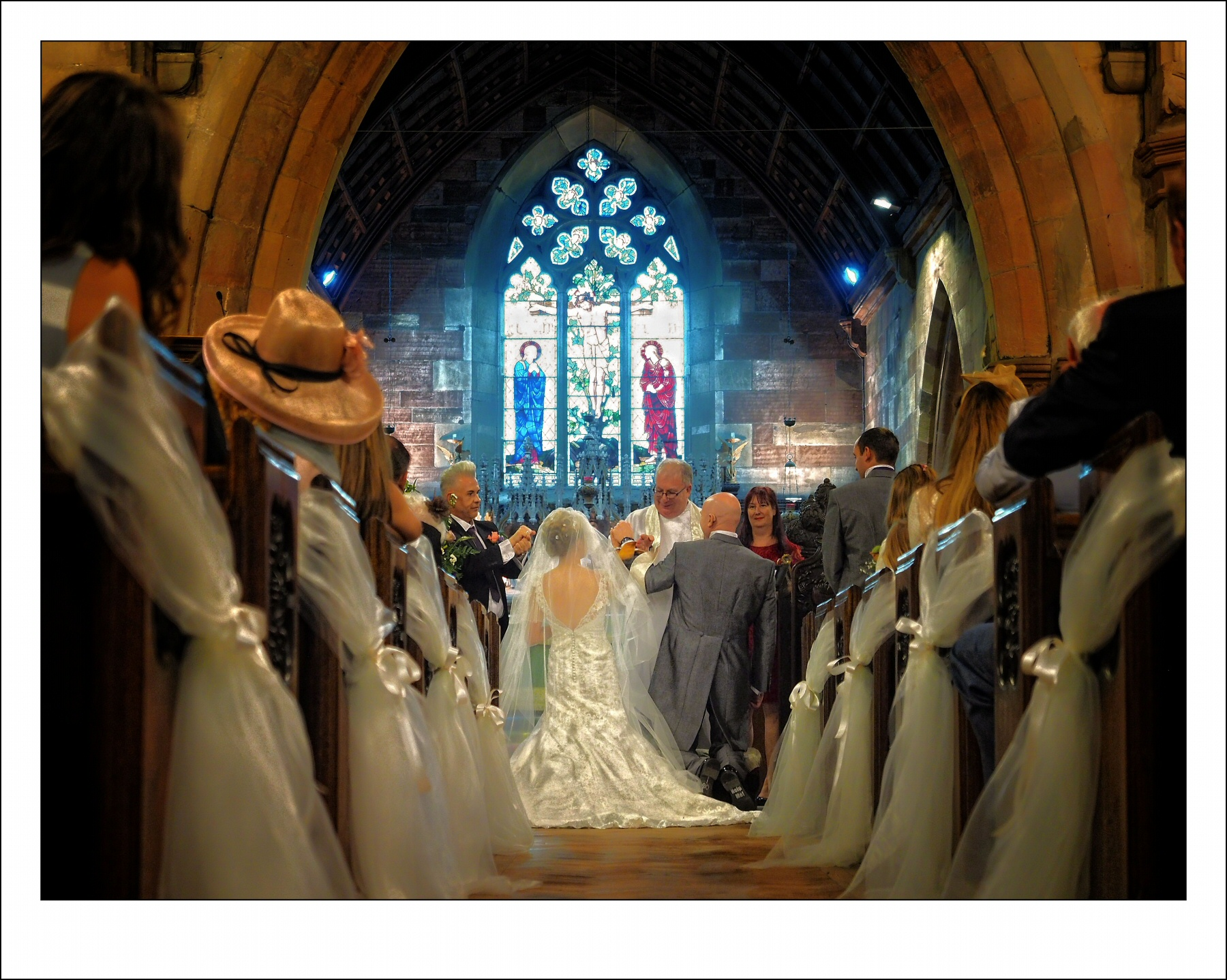 Wedding photographer near deeside