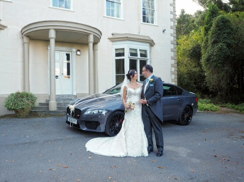 Springfield Hotel Halkyn Wedding Photography ©True Reflections Photography