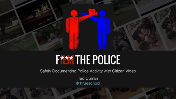 Film the Police Slide Deck