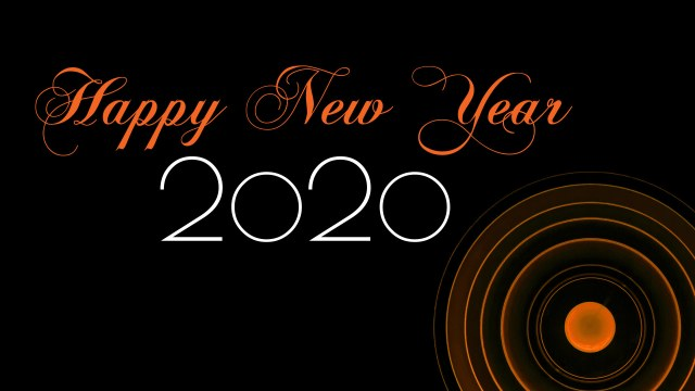 Happy New Year 2020 Images - Happy New Year 2020 Wallpaper, HD Greetings