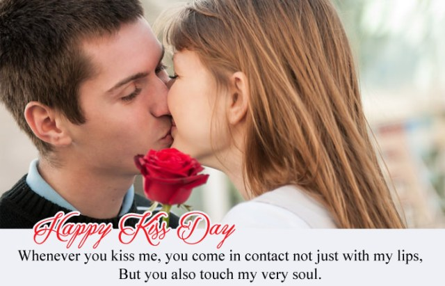 Kiss Day Love Quotes
