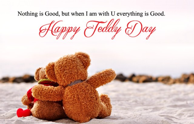 Teddy Day Images for Whatsapp - Cute Happy Teddy Day Images for Whatsapp