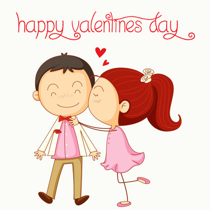 Valentines Day Love DP for Couple