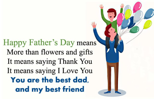 Fathers Day Images in English - Fathers Day Images