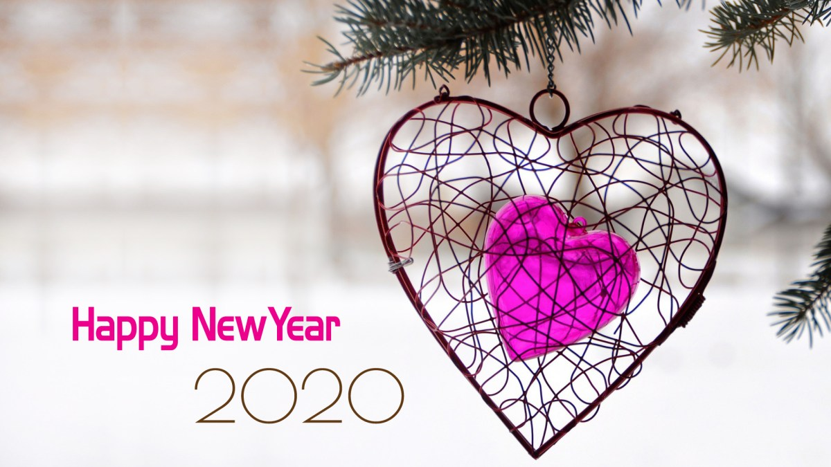 New Year 2020 Wallpapers for Lover