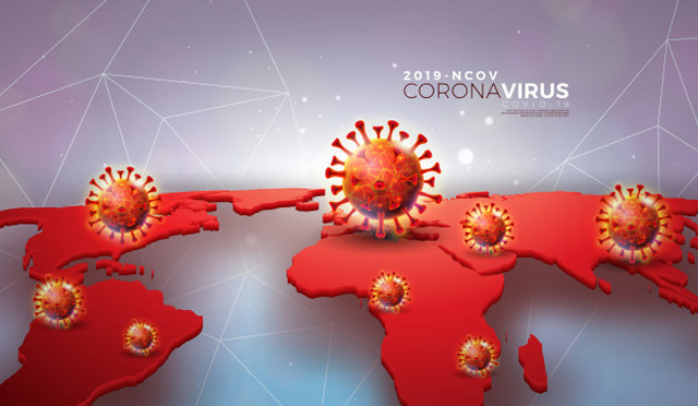 Coronavirus Spread in World