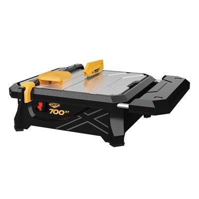 wet tile saw with table extension 700xt 7 in