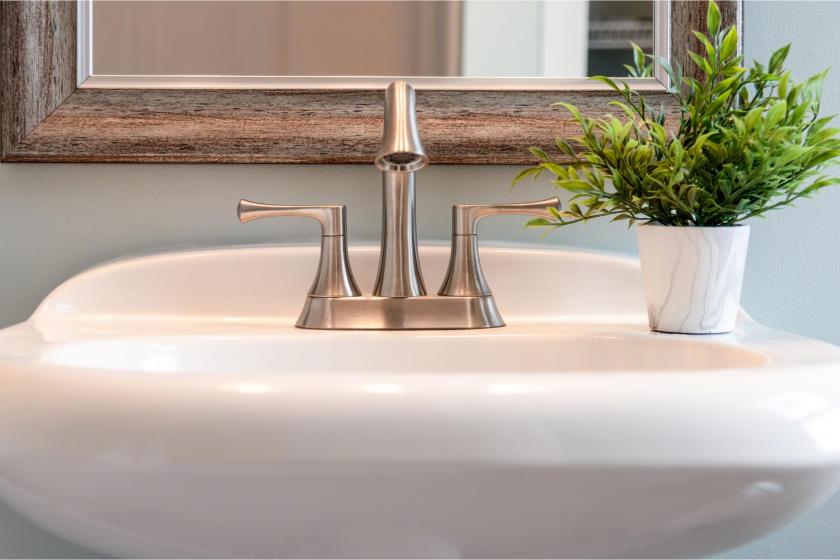 ceramic porcelain sink repair diy