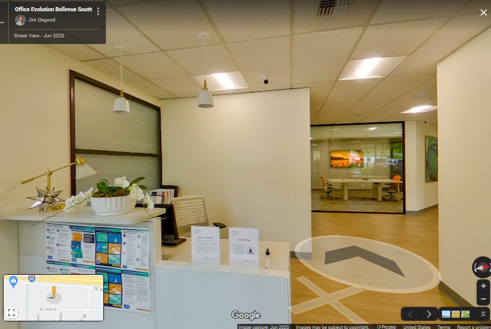Office Evolution Google VirtualTour