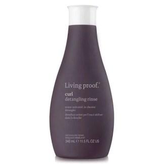 Living Proof Curl Detangling Rinse - Распутывающий ополаскиватель в гелевой форме