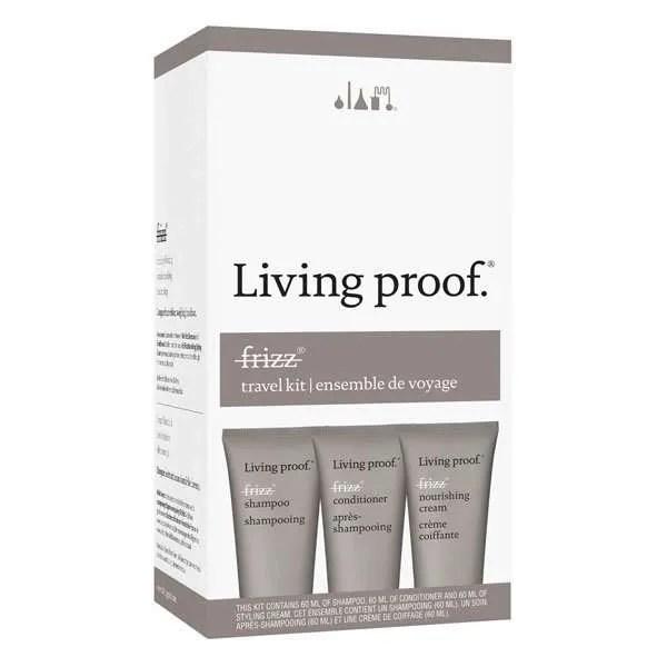 Living Proof No Frizz Travel Kit - Дорожный набор для гладкости волос