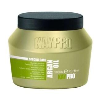 KayPro Маска питательная с маслом аргана 500мл