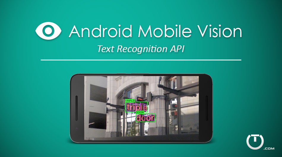 Optical Character Recognition on Android - OCR - Truiton