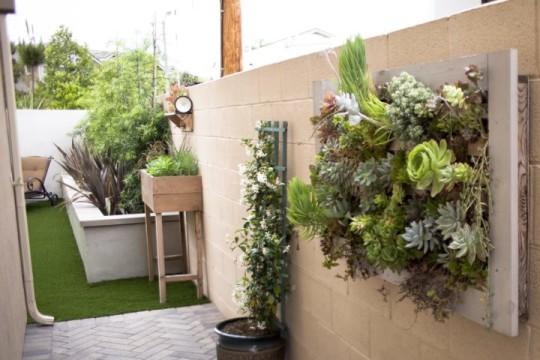 Outdoor Wall Decor Orange County Landscape Contractor Company Tru Landscape Services