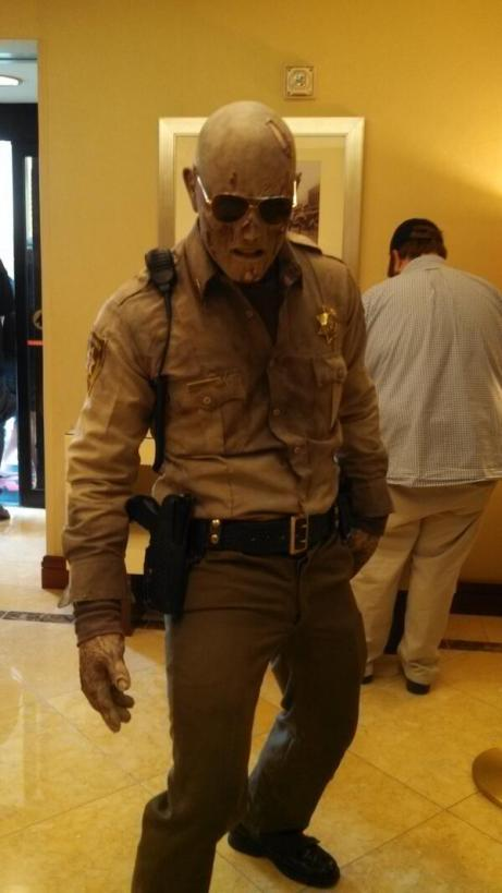 Zombie Sheriff Monsterpalooza