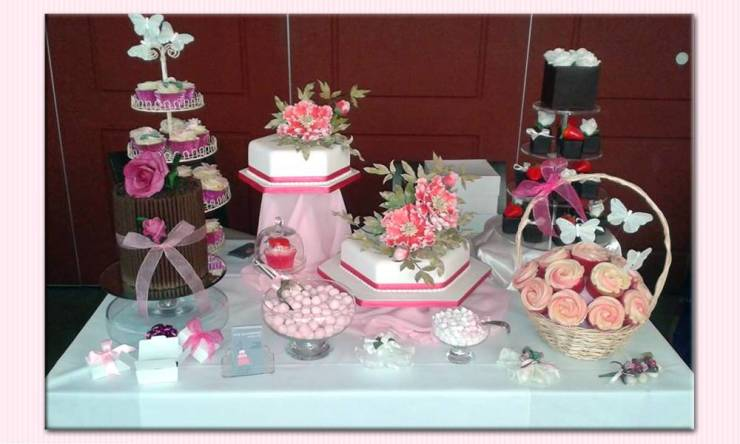 Sweet Buffet Table Truly Scrumptious