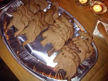 Pepparkakor - ginger snaps