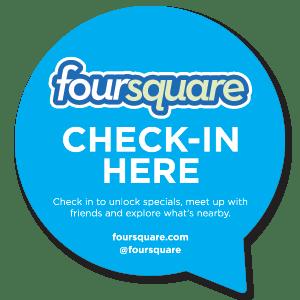 Ditt företag på Foursquare