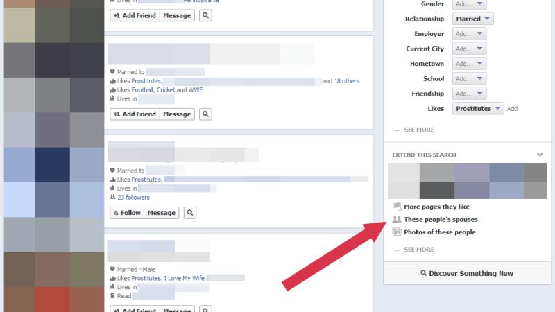 Facebook Graph Search – ett bakslag för annonsörer