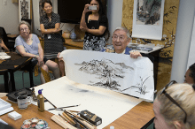photo for Creating Landscapes: Chinese Brush Painting