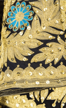 photo for Arts Activity: Textile Traditions from Bahrain