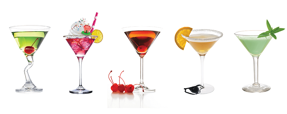 martini monday trumped-up cocktails