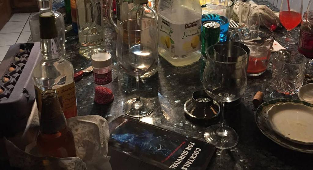 Trump Inauguration Drinking Game