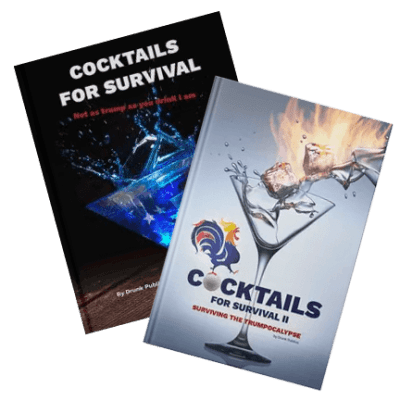 Cocktails for Survival Books