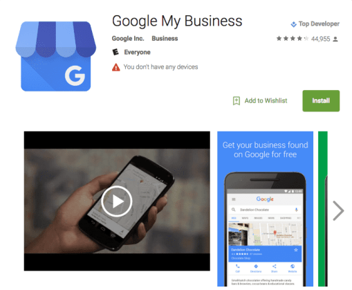 Add Photos to Google Business Listing
