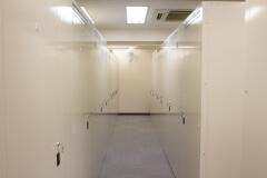 トランクルーム内部