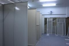 トランクルーム工事