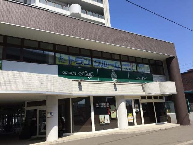 トランクルーム札幌市東区