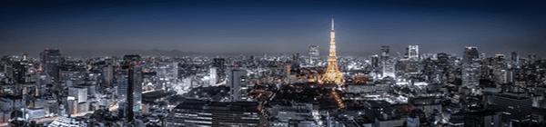 東京パノラマ写真