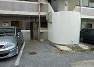 トランクルーム松戸専用駐車場