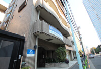 トランクルーム銀座・築地店