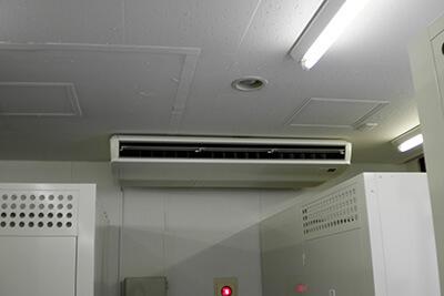 トランクルームのエアコンは必要ですか?