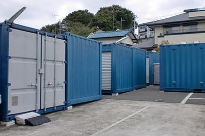 屋外型トランクルームは札幌では使いづらい