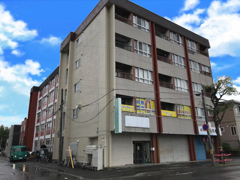 トランクルーム札幌平岸店