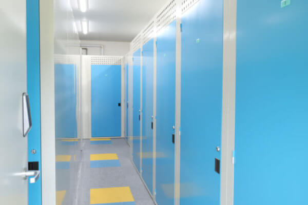 札幌市南区屋内型トランクルーム