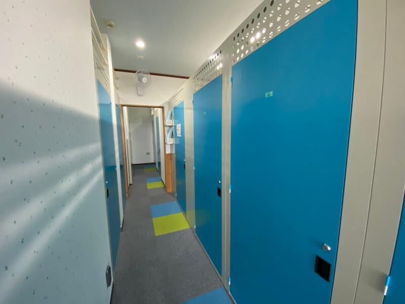 札幌市手稲区の屋内型トランクルーム